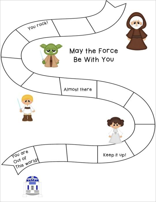 star wars incentive chart potty training