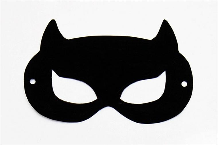 superhero maskml