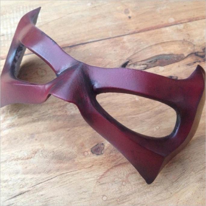 3d print superhero mask