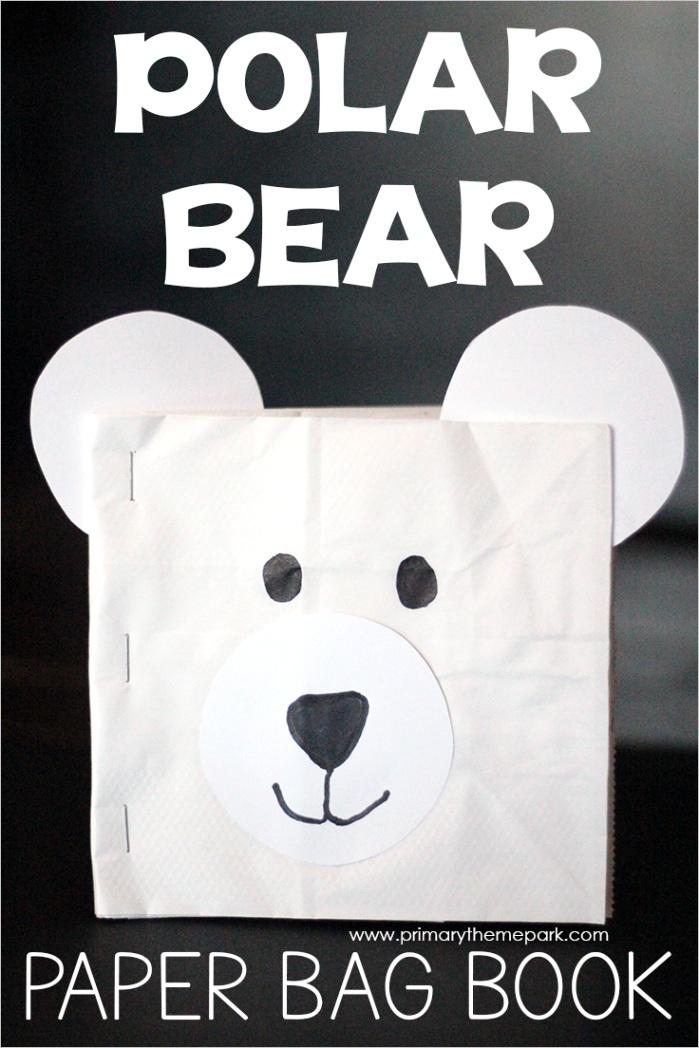 polar bear book pin1