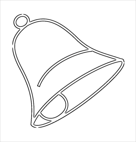 coloring pages of church bellsml