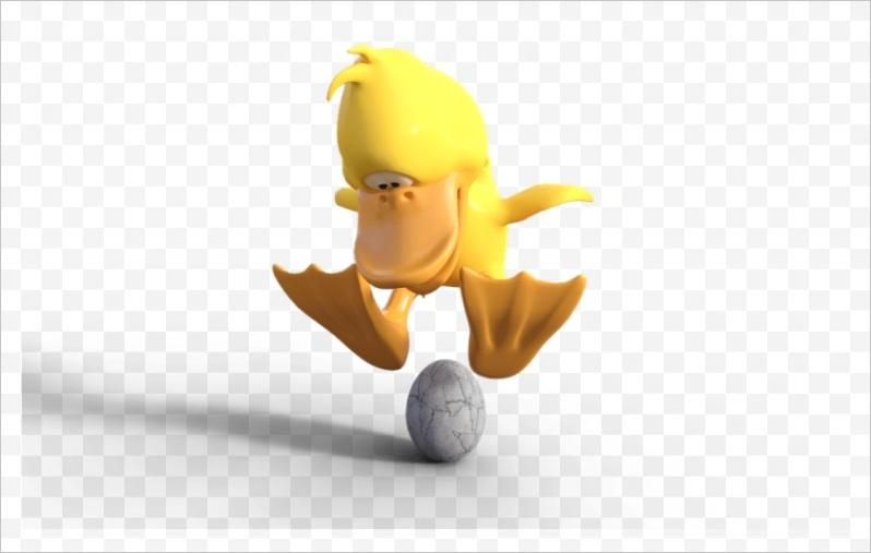 wJToow egg 960 cartoon duck feet hd png