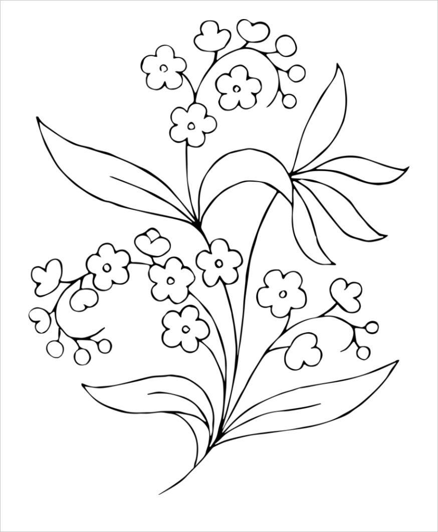 JmbhRx flower black and white flower black and white