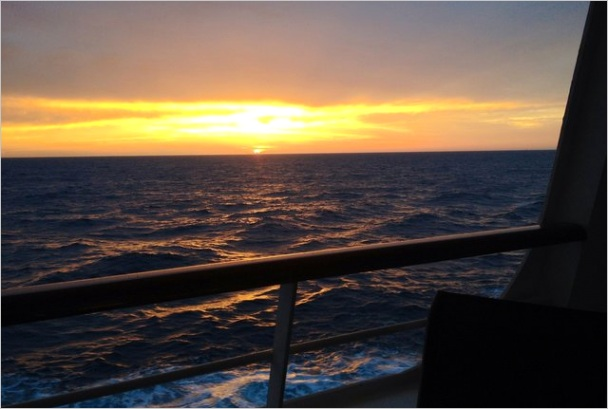 more cruise passengers lured by a private balcony ep