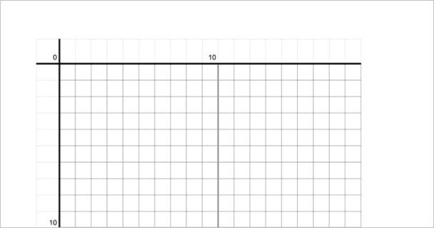 pattern google sheet graph paper template