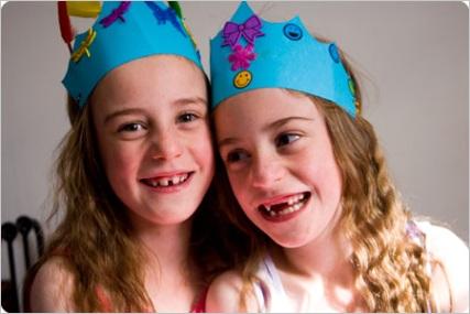 make a tiara