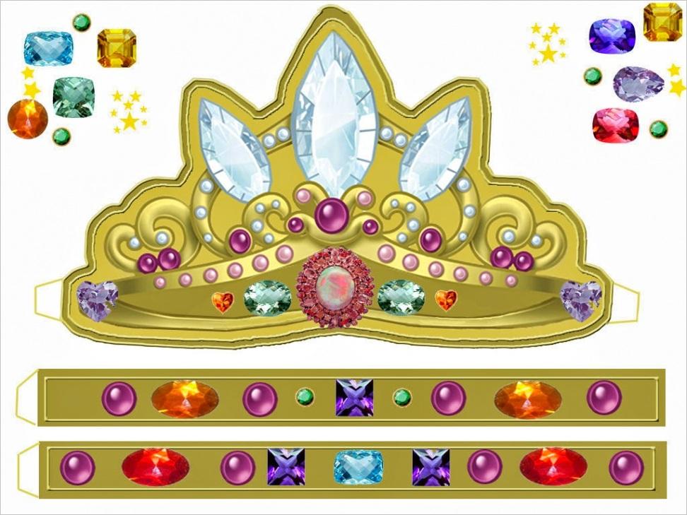 free printable crowns and tiaras plusml