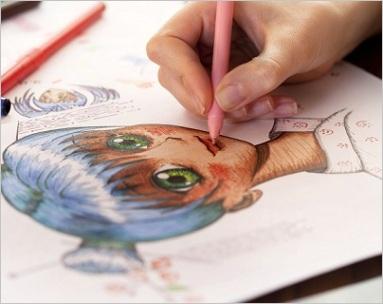 draw anime or manga faces