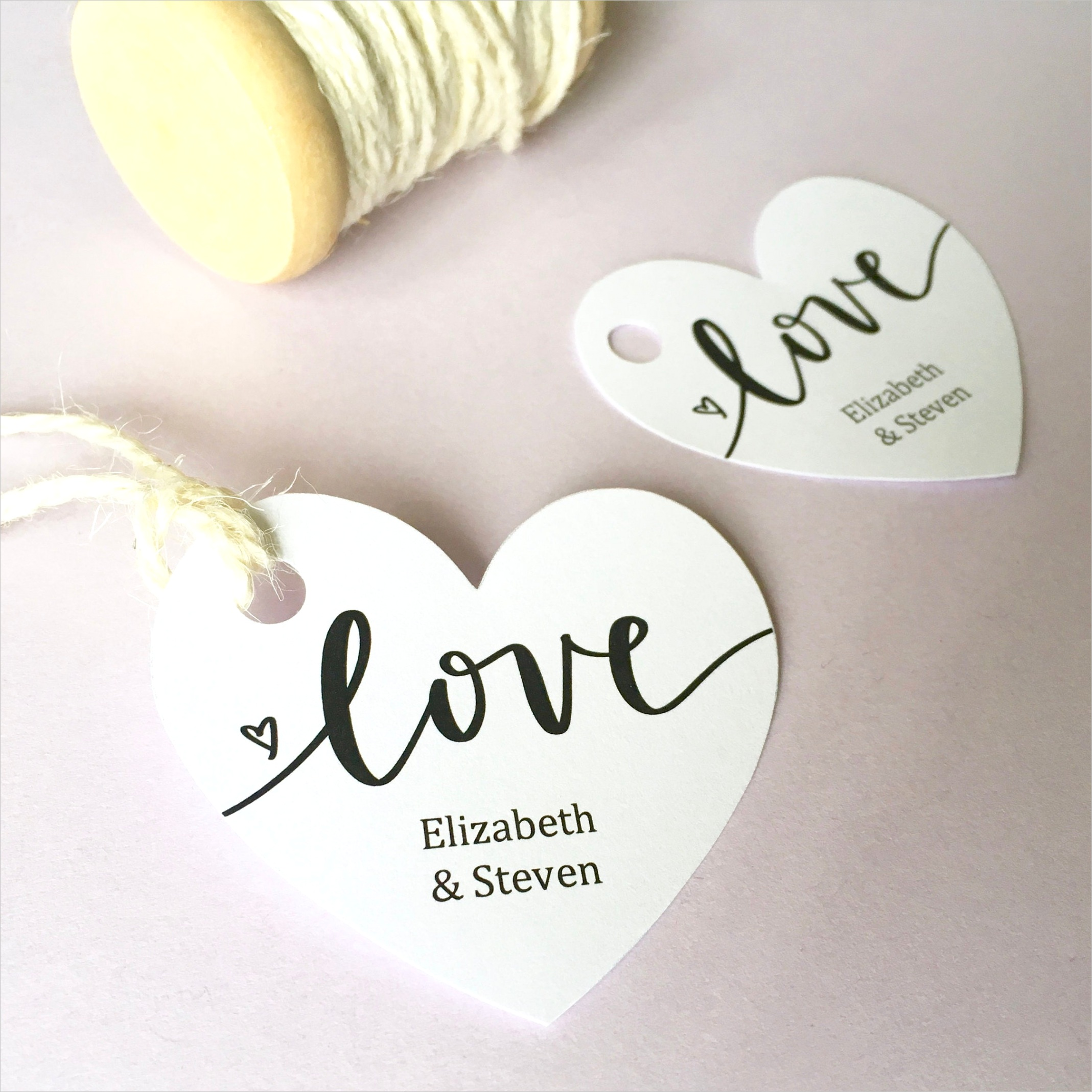 printable heart shaped love t tag