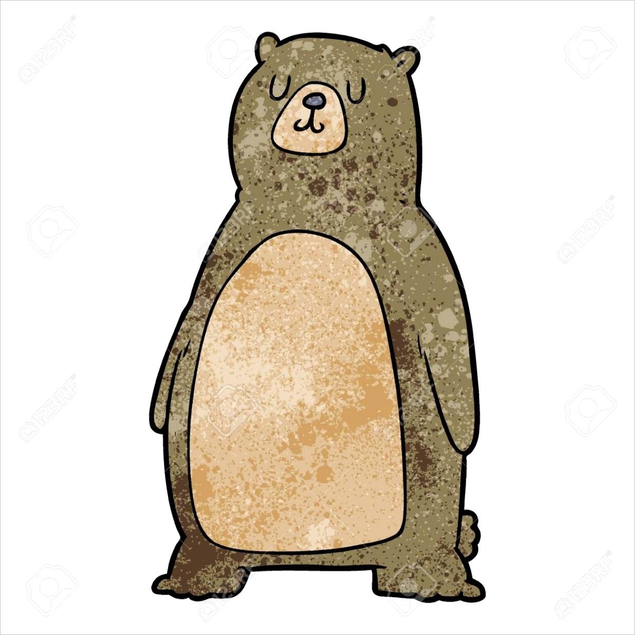 black bear cartoon names