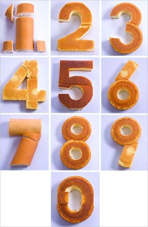 how to make number cakeml