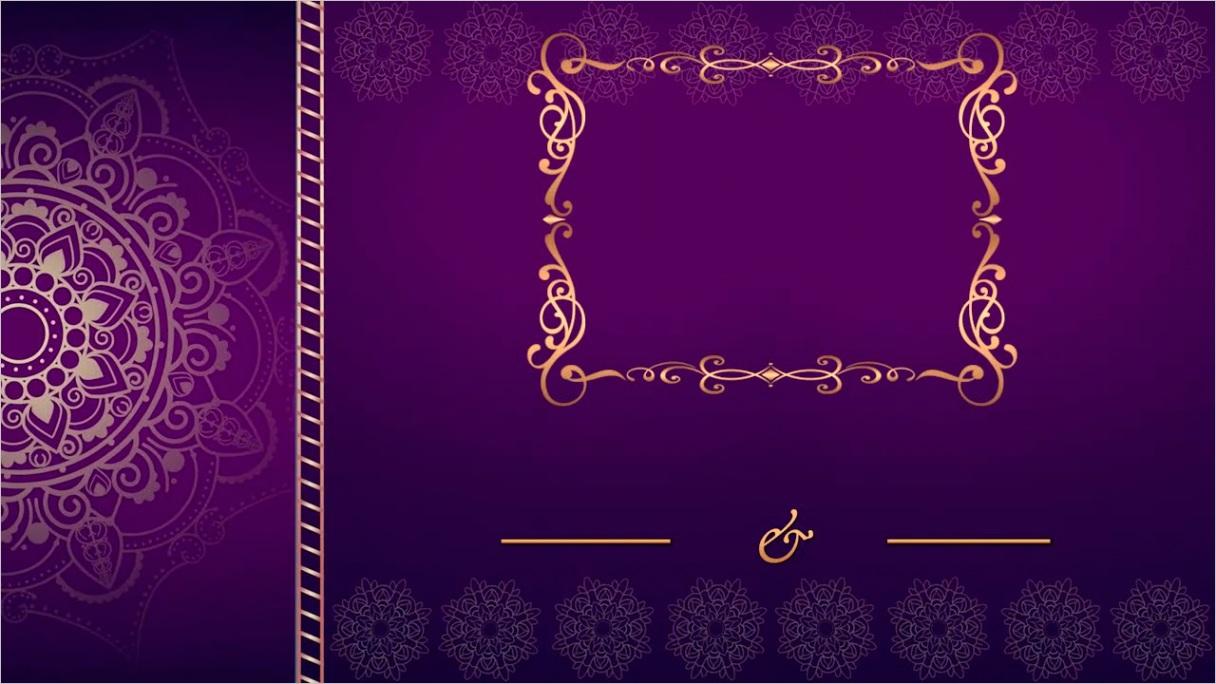 whatsapp wedding invitation video free wedding invitation template free blank