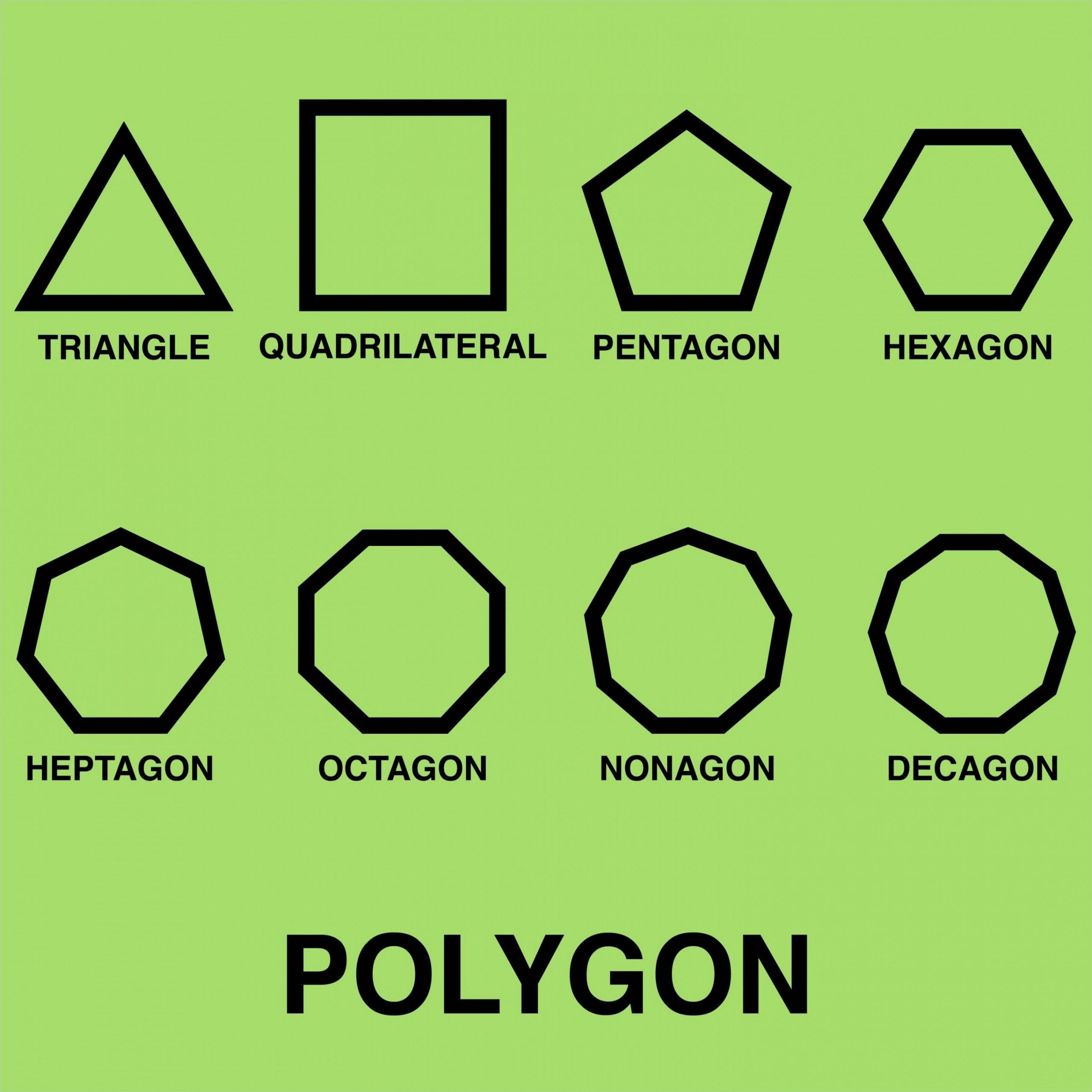 nonagon alphabetsml