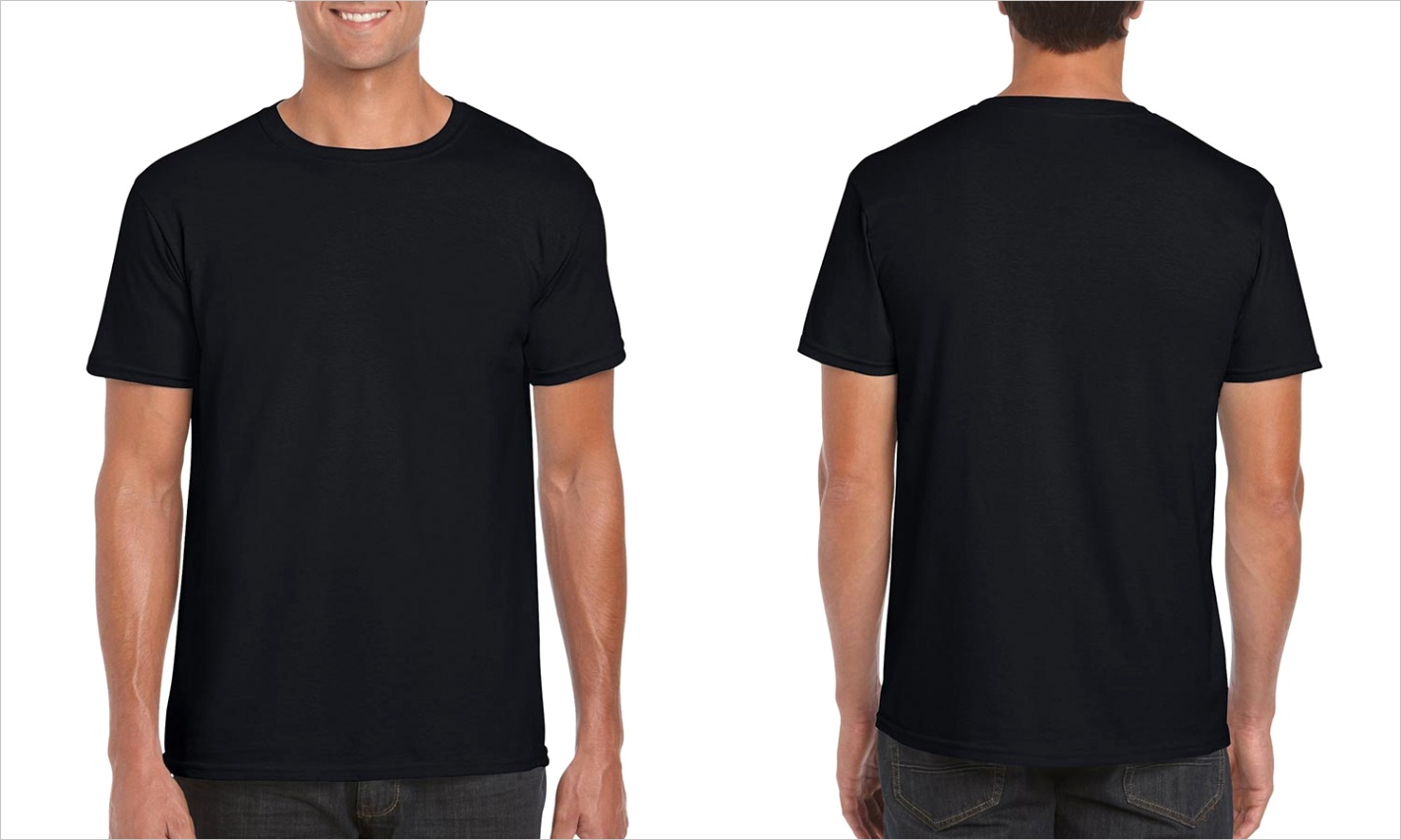 custom printed t shirt with your photo 1