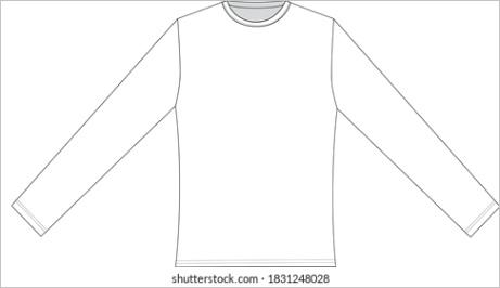 shirt outline