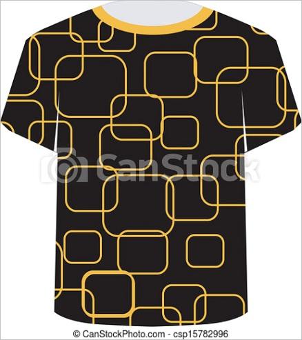 t shirt template printable tshirt ml