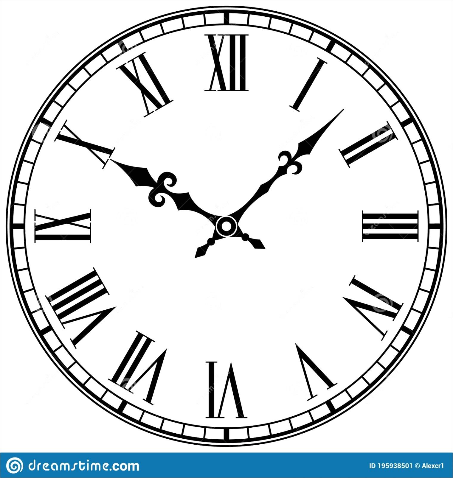 roman clockml