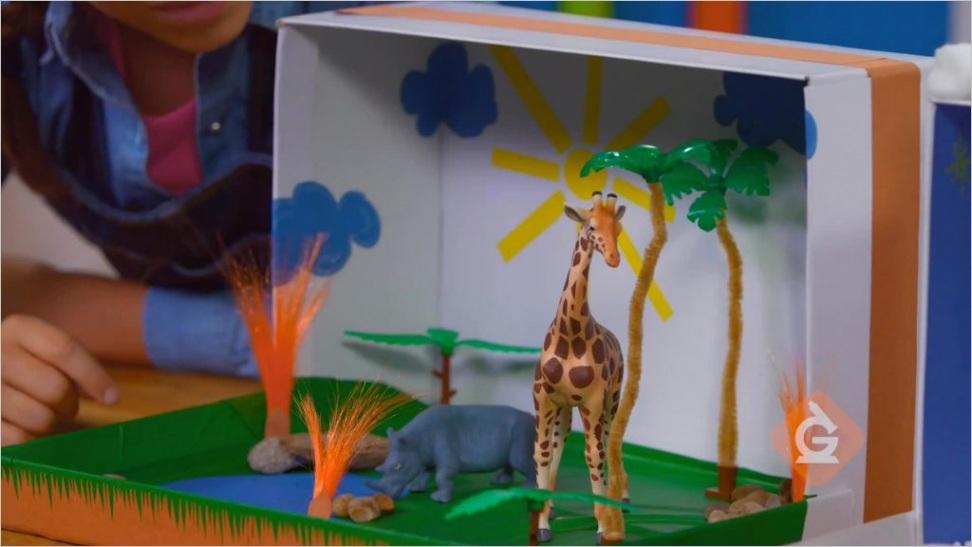 habitats activity for kids