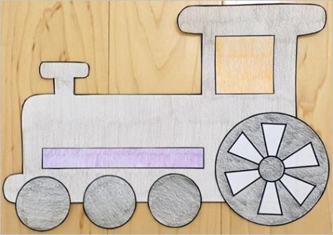 m paper trainm