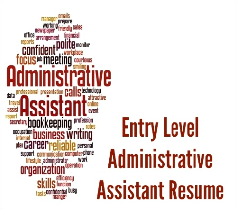 entry level administrative assistant resumeml