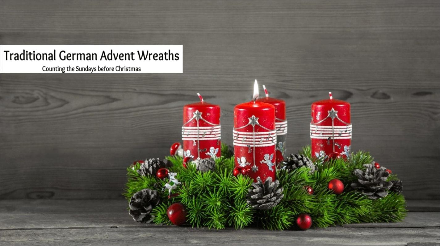advent wreath advents kranz