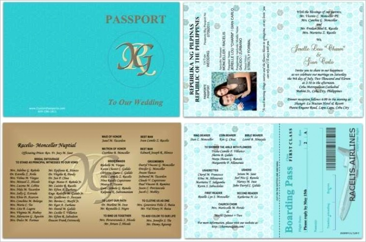 42 blank passport wedding invitation template philippines in word by passport wedding invitation template philippines