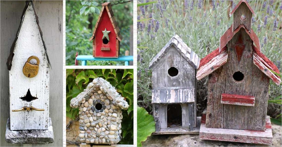birdhouse idea gallery
