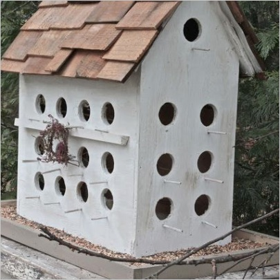 diy birdhouse ideas