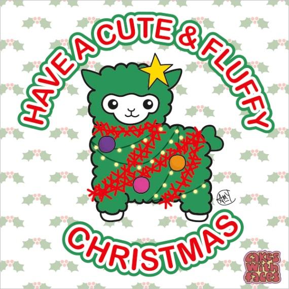 cute christmas drawings