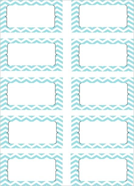 post free chevron printable label templates