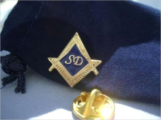 masonic lodge freemason senior deacon sd