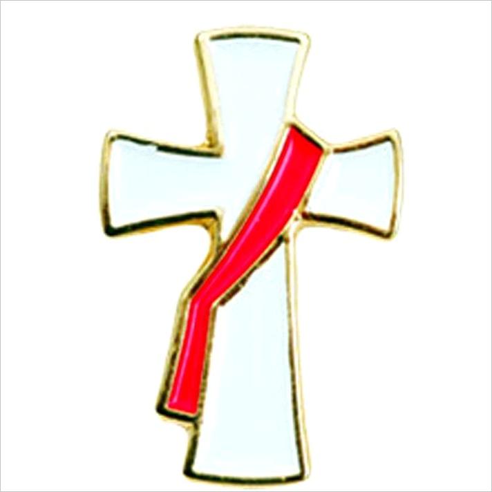 Deacon Cross Lapel Pinpx