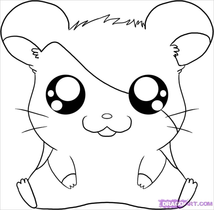 cute cartoons to drawml