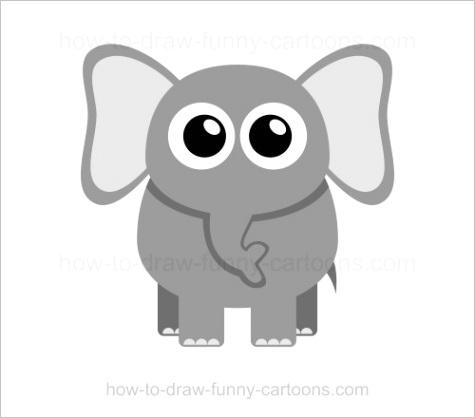 draw an elephantml