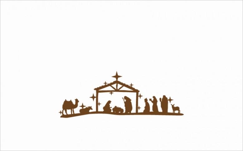u2q8w7e6y3o0r5a9 amazing family silhouette clip art nativity svg scrapbook