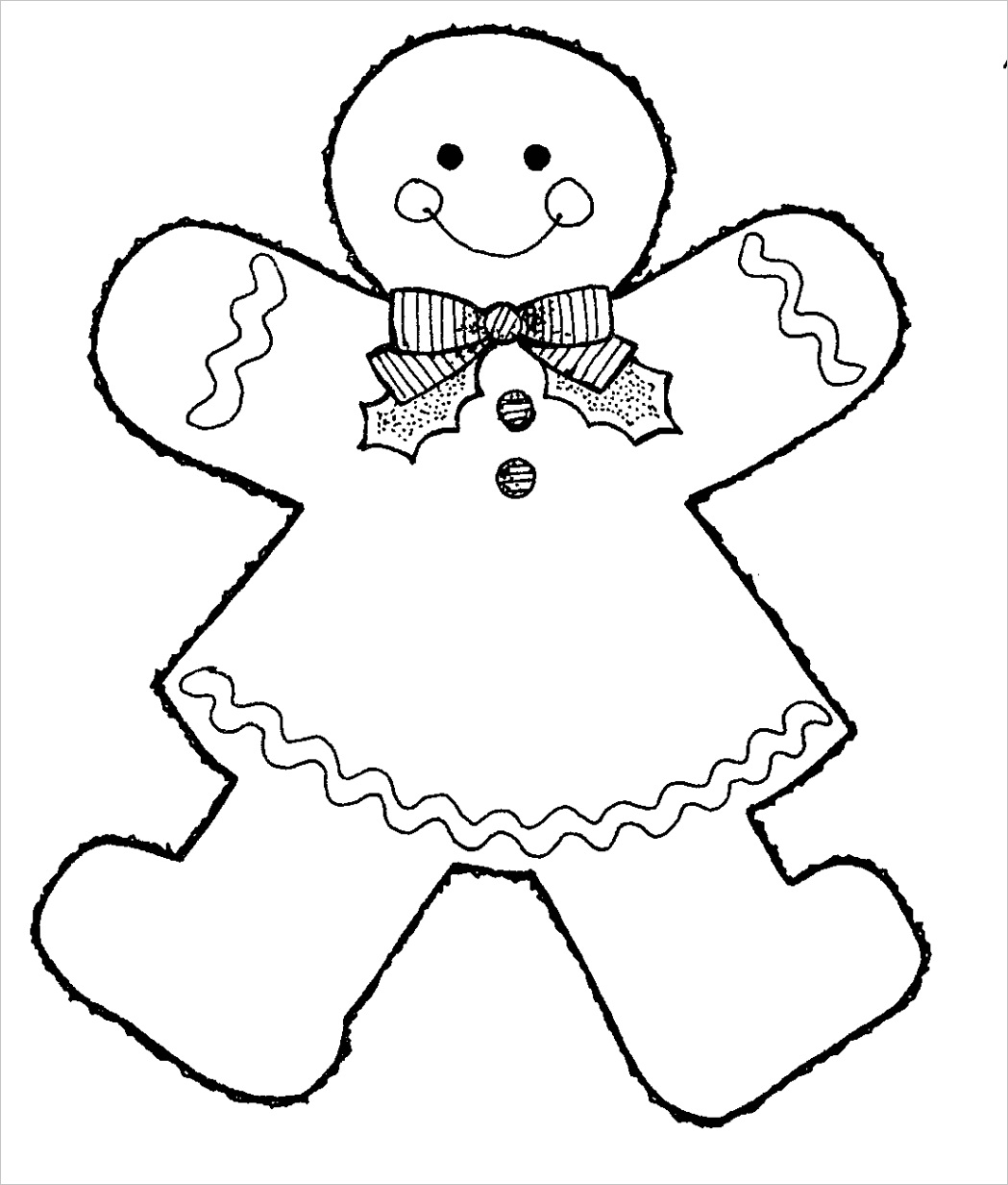 gingerbread man picturesml