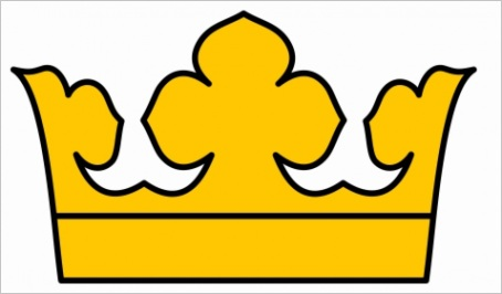 Thmixi crown template png transparent png