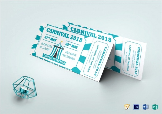 create tickets for an event