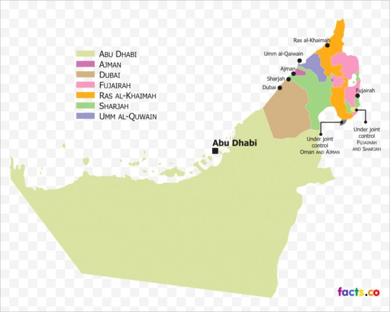 xJTwix geography uae political map outline clipart