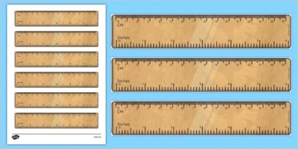 us2 m 40 6 inch ruler printable math tool
