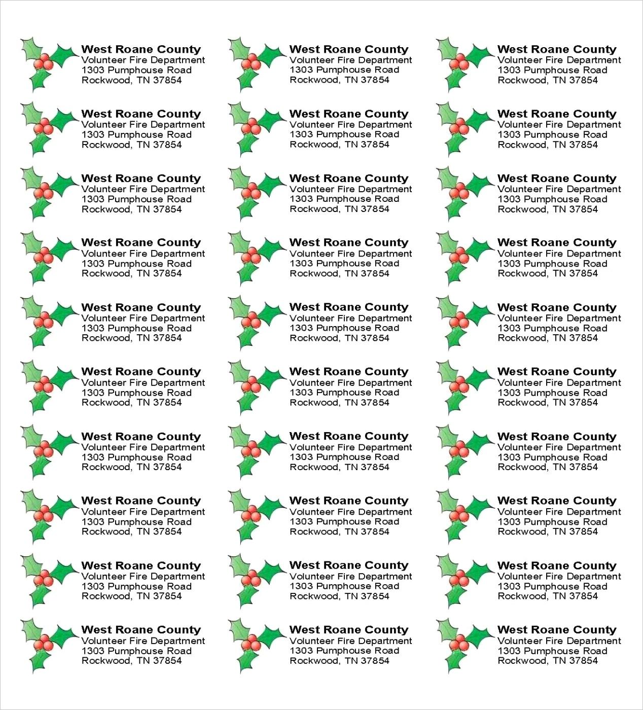 fice Supplies Custom Night Tree Art 8581 Blank Labels
