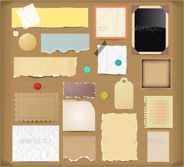scrapbook photo templates