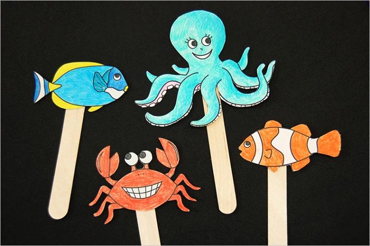 sea animalsml