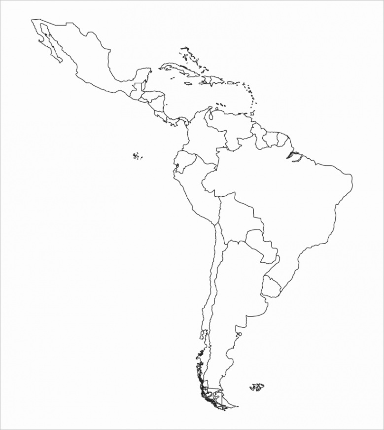 u2w7w7y3w7i1r5e6 latin america blank map of spanish countries
