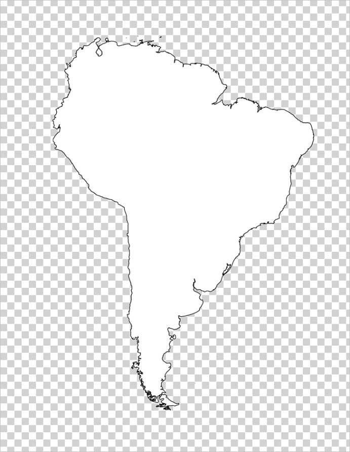 south america latin america united states blank map png