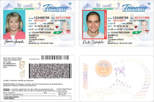 tennessee department of safety and homeland security announces eight year drivers license