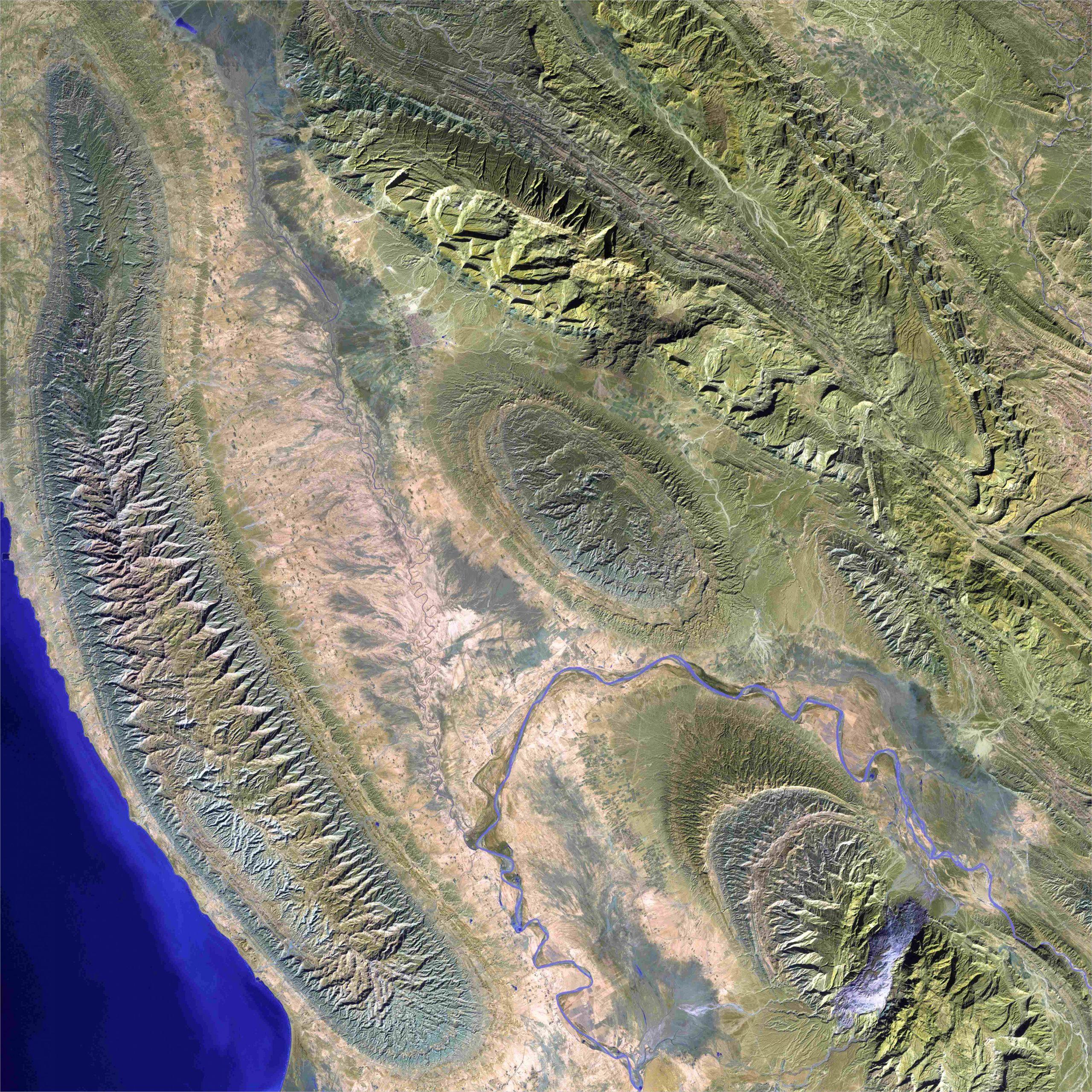 zagros mountains iran