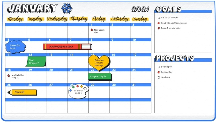 google slide templates for your classroom