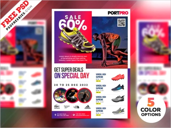 free sales flyer template cms