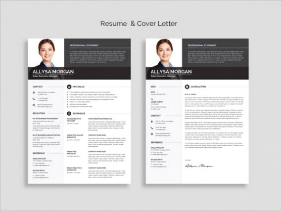 word format resume